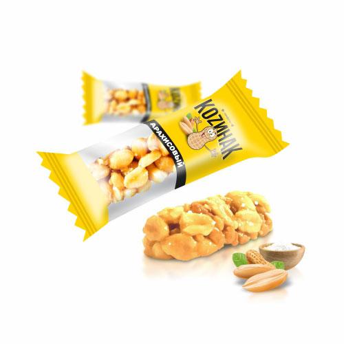 Конфеты «Коzинак арахисовый» 1,5 кг