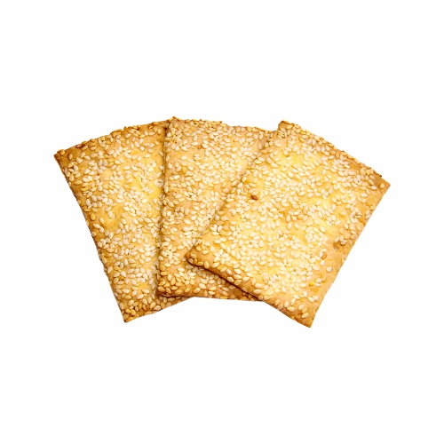 «Крекер с кунжутом» 0,8 кг